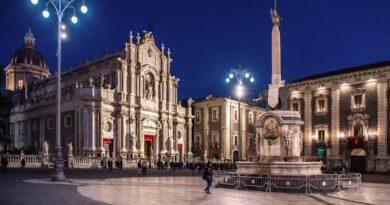 Piazza Duomo Catania ottava Sant'Agata