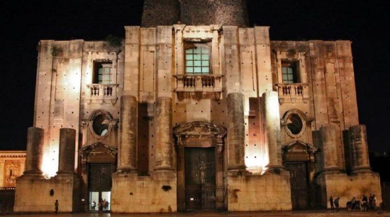 Chiesa San Nicolò l'Arena Catania Sicilia