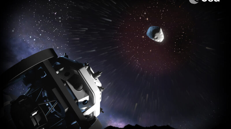 Flyeye telescope Madonie