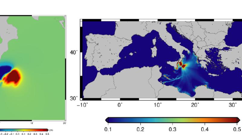 allerta rossa tsunami maremoto sicilia