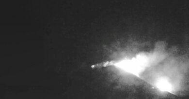 eruzione Etna 9 marzo