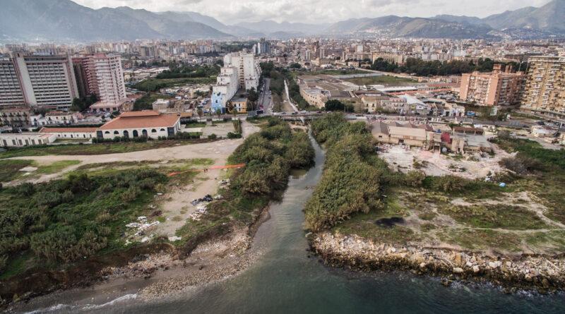 FIume Oreto PLaermo Sicilia
