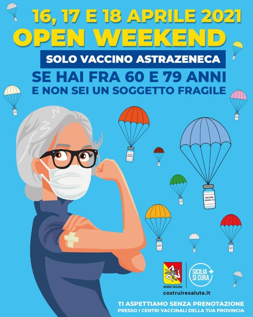 Vaccini Sicilia Astrazeneca