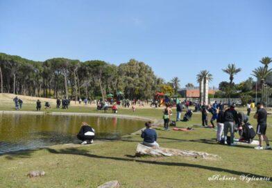 Boschetto playa Catania