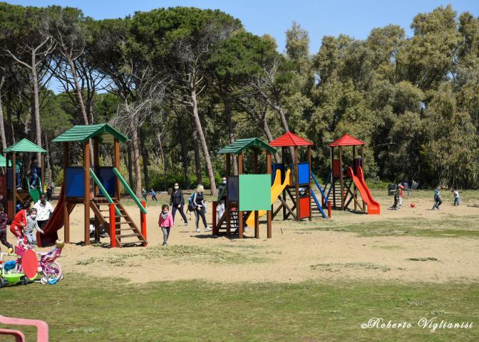 Boschetto playa Catania bambinopoli