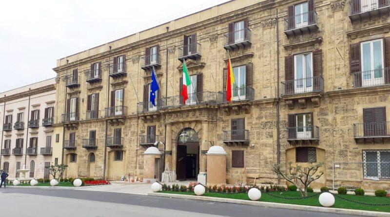 Palazzo d'Orleans Regione Sicilia