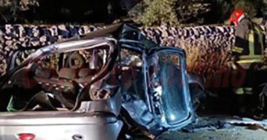 incidente mortale Rosolini Siracusa
