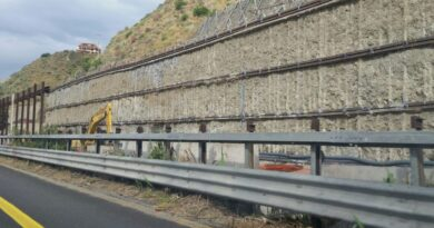 Frana Letojanni A18 Catania Messina