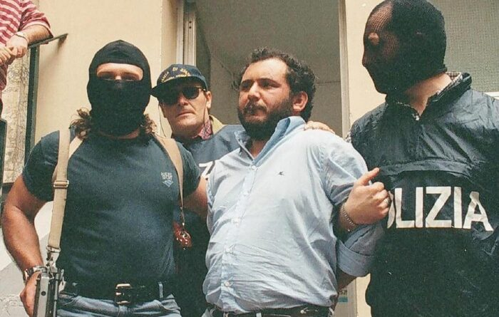 Giovanni Brusca arrestato