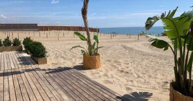 Playa di Catania spiaggia