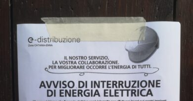 Enel mineo interruzione energia elettrica