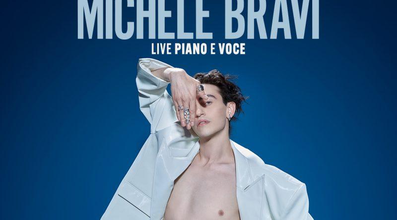 Michele Bravi piano e voce