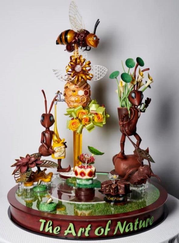 torta coppa del mondo pasticceria