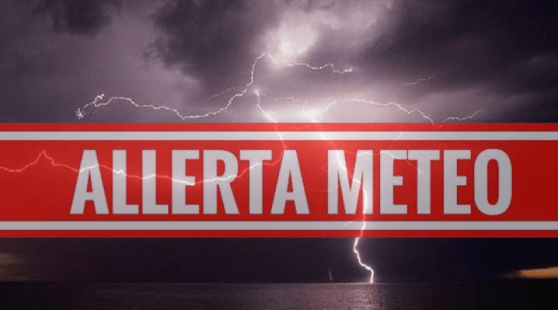 allerta meteo rossa sicilia