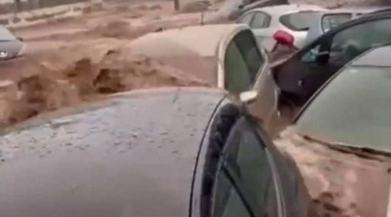 Scordia emergenza maltempo Sicilia
