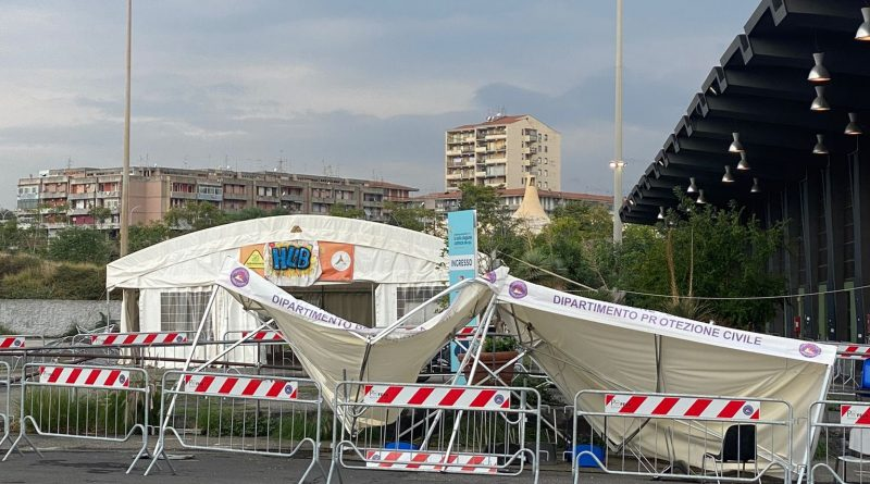 Tamponi Catania via Forcile hub